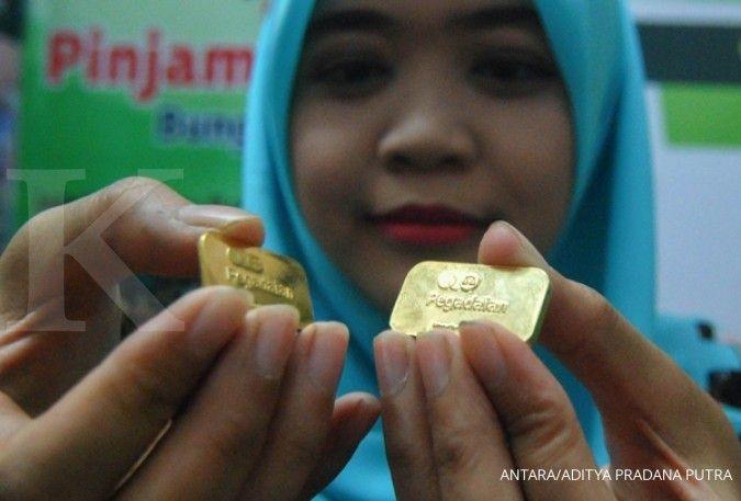 Simak harga emas siang ini di Pegadaian, Jumat 16 Juli 2021