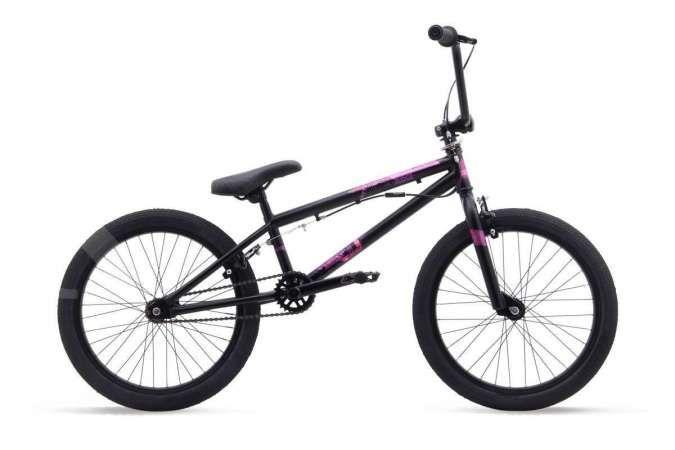 Cukup terjangkau, cek harga sepeda BMX Polygon Rudge 3 di sini