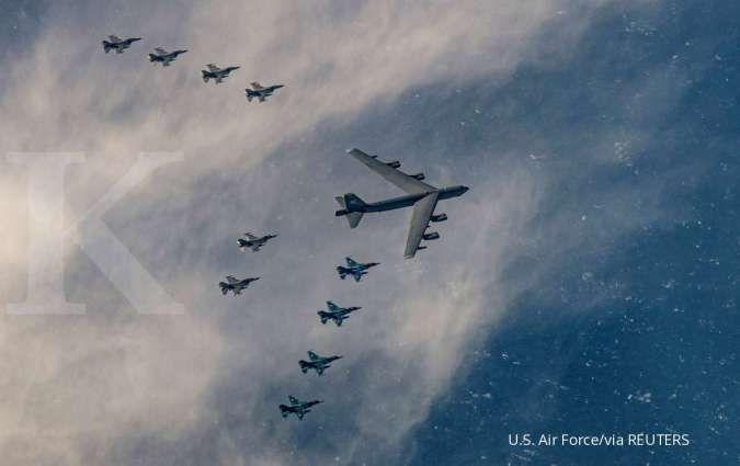 Jepang, AS, dan Prancis gelar latihan militer gabungan, China bisa panas