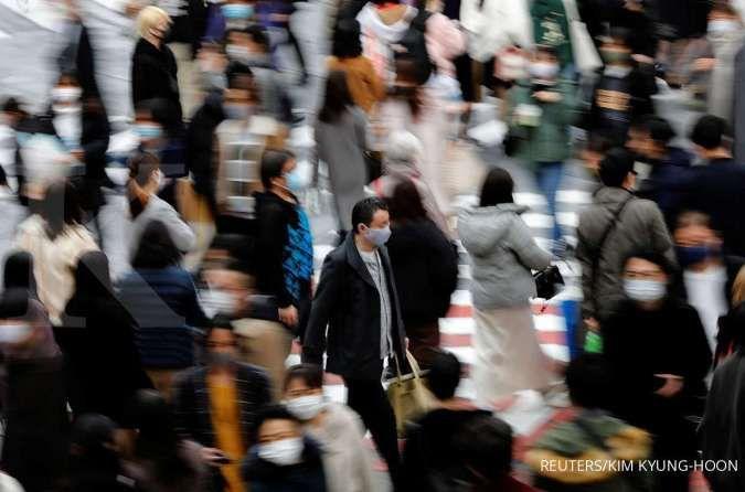 Nikmati pengalaman new normal di Tokyo