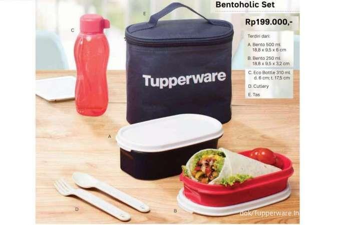 katalog promo Tupperware November 2020