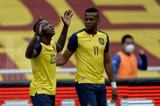Moises Caicedo diincar Manchester United di Bursa Transfer 2021
