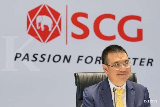 Kinerja moncer, ini strategi Siam Cement Group (SCG) tingkatkan bisnis di Indonesia
