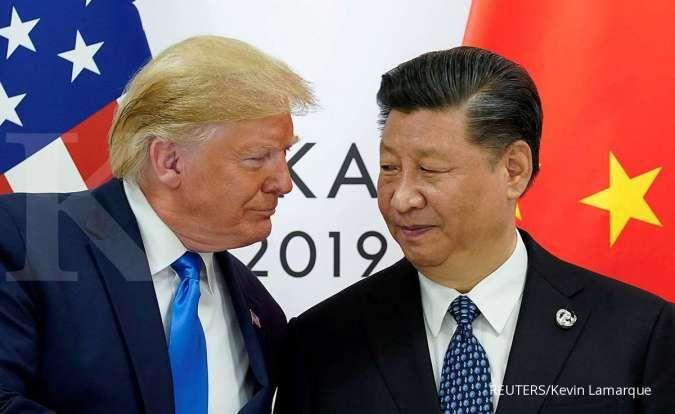 Xi Jinping doakan Trump cepat sembuh dari virus corona