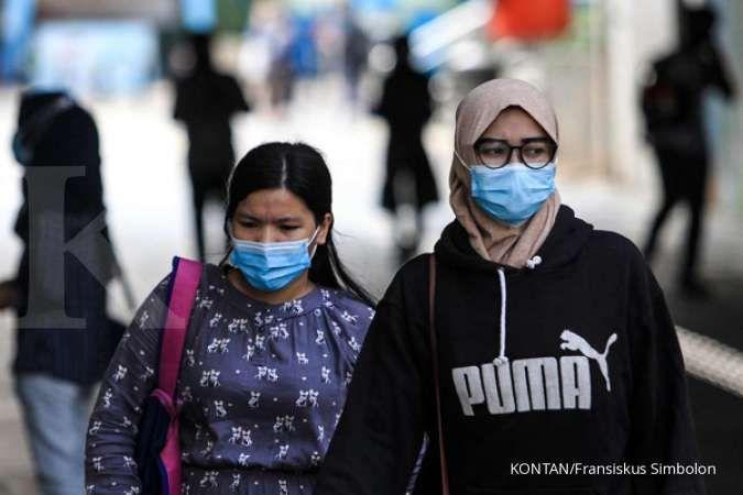UPDATE Corona Indonesia, Minggu (14/3): Tambah 4.714 kasus baru, selalu pakai masker