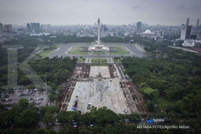 Walhi desak DPRD DKI Jakarta bergerak hentikan revitalisasi Monas