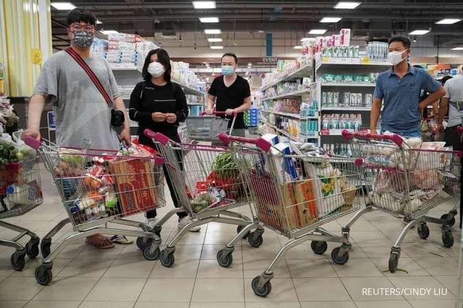 Penelitian terbaru, masker dobel efektif mencegah Covid-19
