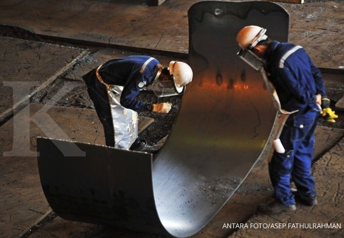 Siap lepas anak usaha ke INA, Krakatau Steel (KRAS) bidik dana segar hingga Rp 4,3 T