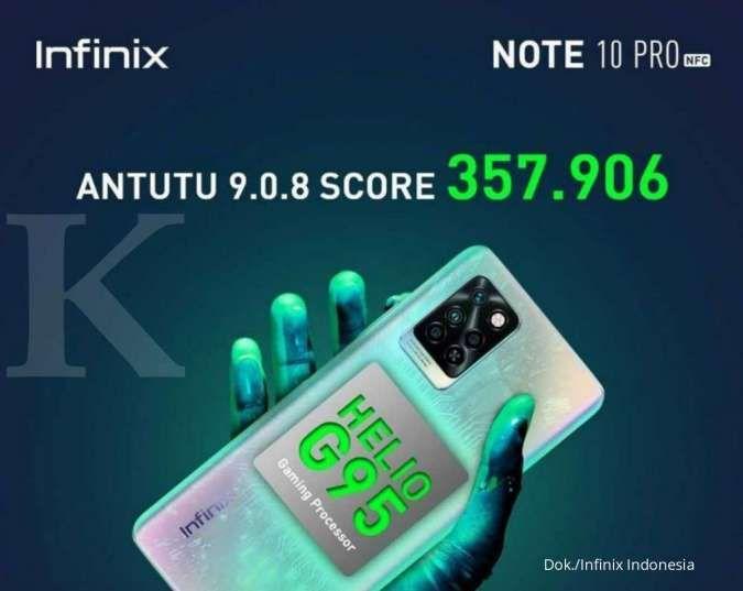 Infinix Note 10 Pro NFC