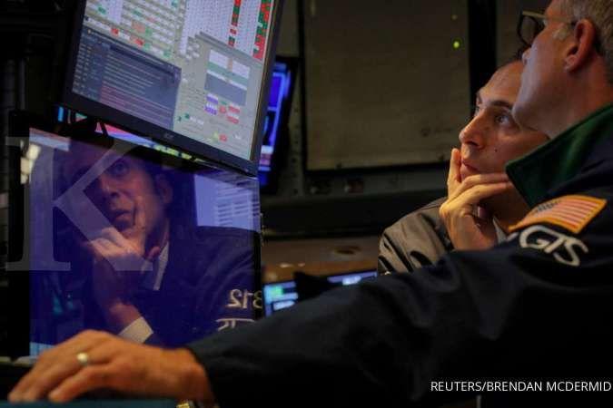Wall Street dibuka flat seiring memudarnya optimisme kesepakatan perdagangan AS-China