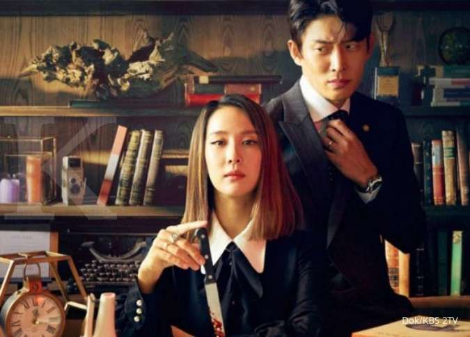 Drakor Cheat On Me If You Can, drama Korea terbaru yang akan tayang Desember.