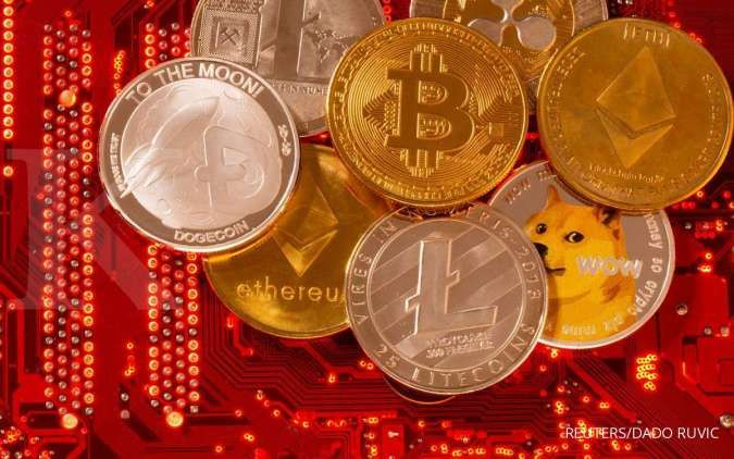 Gara-gara Elon Musk, Bitcoin melonjak lagi menembus US$ 32.000