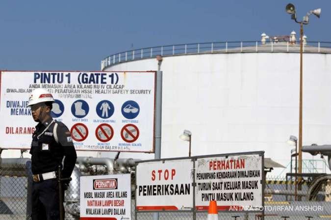 Pertamina optimalkan Kilang di Cilacap untuk ekspor Avtur