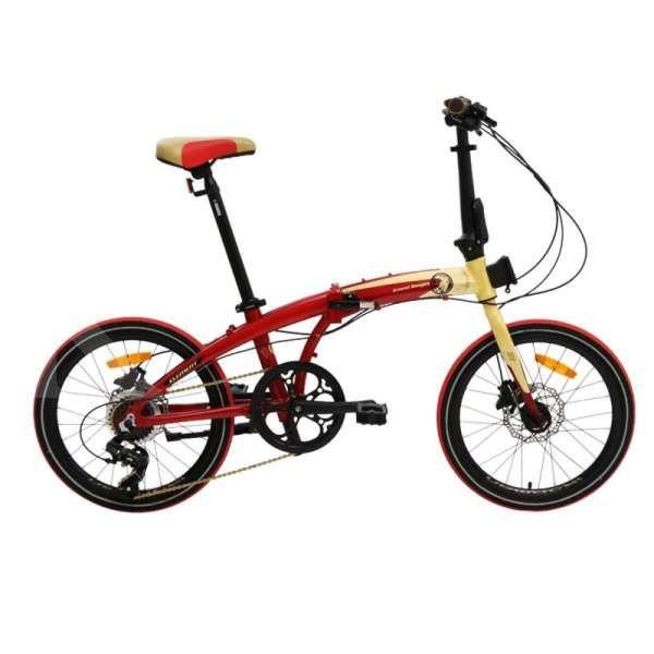 Penampilan keren! Berikut daftar harga sepeda Element edisi khusus Iron Man