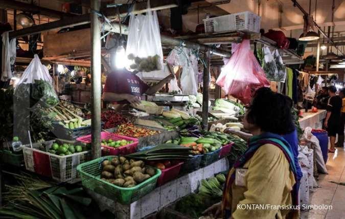 Pemerintah menetapkan target inflasi bahan pangan bergejolak tahun 2020