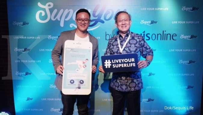 Sequis Life lakukan rebranding kanal asuransi online menjadi Super You