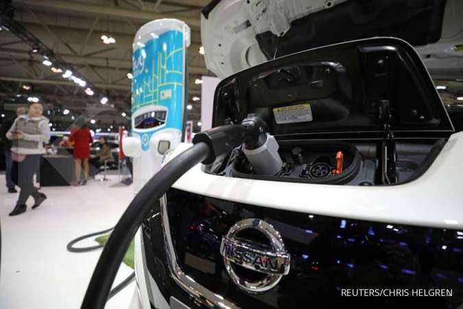 Segera masuk Indonesia, berapa harga Nissan Leaf? Ini bocorannya