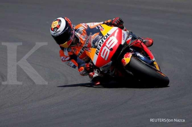 Tim Repsol Honda pilih Pol Espargaro jadi pengganti Alex Marquez di tahun depan