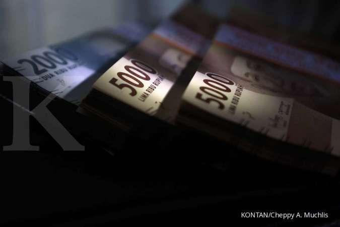 Yield US Treasury naik, rupiah tertekan di sepanjang pekan ini