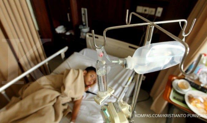Kasus demam berdarah Indonesia 2020 turun dari tahun sebelumnya