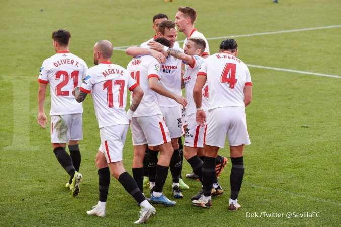 Sevilla vs Athletic Bilbao di Liga Spanyol: Andalusia siap balas Los Leones