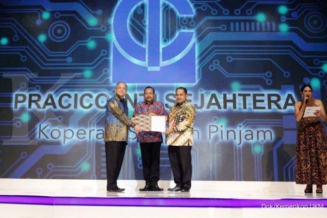Pengadilan menolak permohonan PKPU nasabah koperasi Pracico