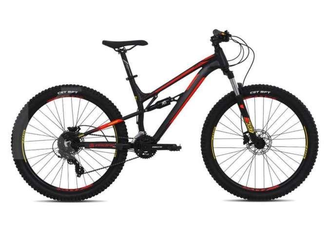 Siap melibas berbagai lintasan, harga sepeda gunung Pacific Aquila 2.0 lumayan hemat
