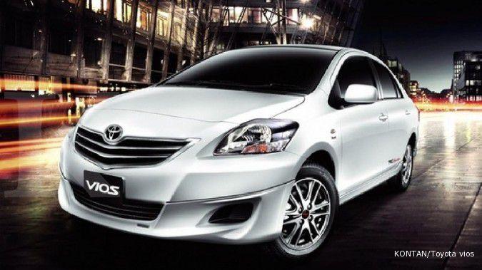 Mulai Rp 60 juta, harga mobil bekas Toyota Vios makin murah per April 2021