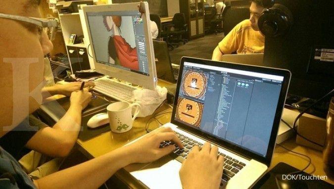 Likuid Projects menawarkan pembiayaan proyek pembuat gim, Touchten