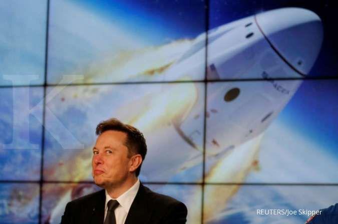 Nilai kekayaan bos Tesla melampaui kekayaan bos Facebook