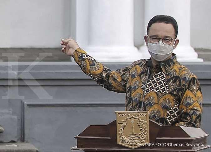 Lebaran 2021, Gubernur DKI Anies Baswedan pilih salat id di rumah pribadi