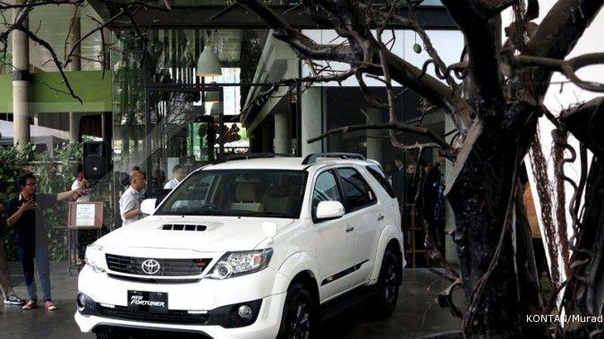 Cari harga Toyota Fortuner bekas di bawah Rp 350 juta? Cek di sini