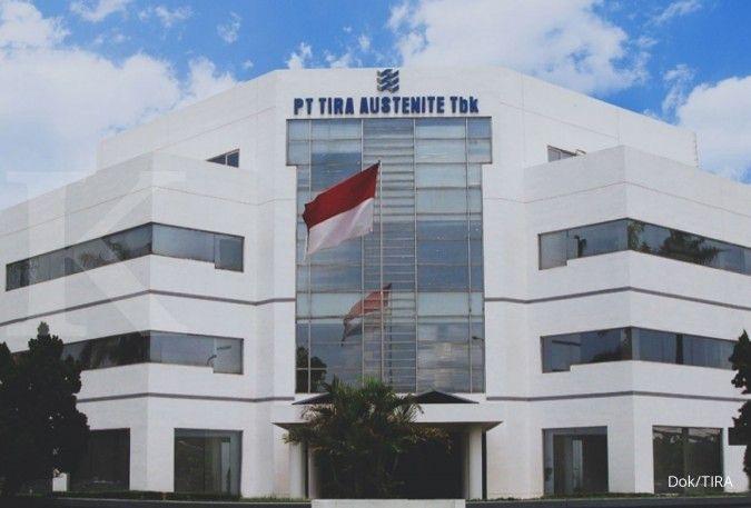 TIRA beli saham Batam Citra International Rp 250 juta