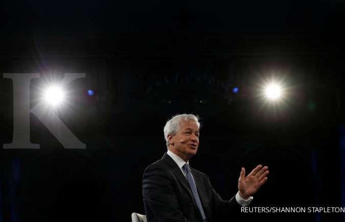 Kisah sukses CEO JPMorgan Jamie Dimon yang terinspirasi dari kakeknya