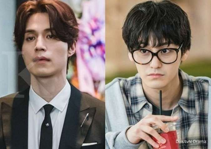 Drama Korea baru, perbedaan penampilan Lee Dong Wook & Kim Bum di Tale of Nine Tailed