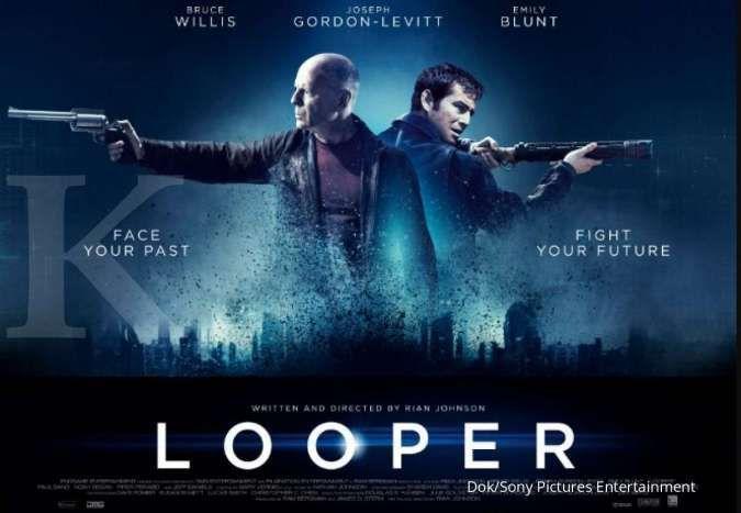 Bioskop Trans TV 12 April tayangkan kembali Looper dan Vice, ini sinopsisnya