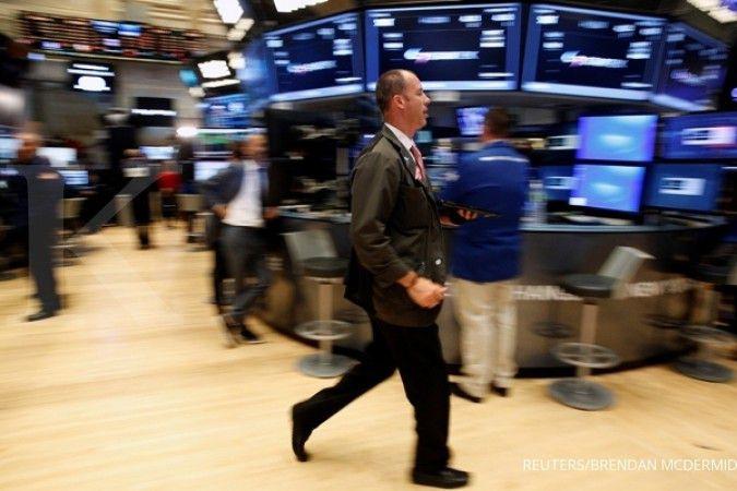 Pasca keputusah Fed, Wall Street mixed