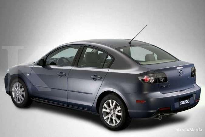 Harga mobil bekas Mazda 3