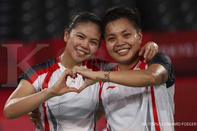 Hasil badminton Olimpiade Tokyo 2020, medali emas untuk Indonesia