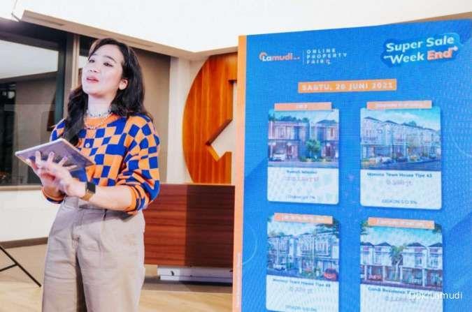 Lamudi catat penjualan properti masih tumbuh 36,8% di semester I-2021