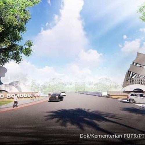 Dukung KSPN Borobudur, Brantas Abipraya Menggarapnya Jadi Wisata Kelas Dunia