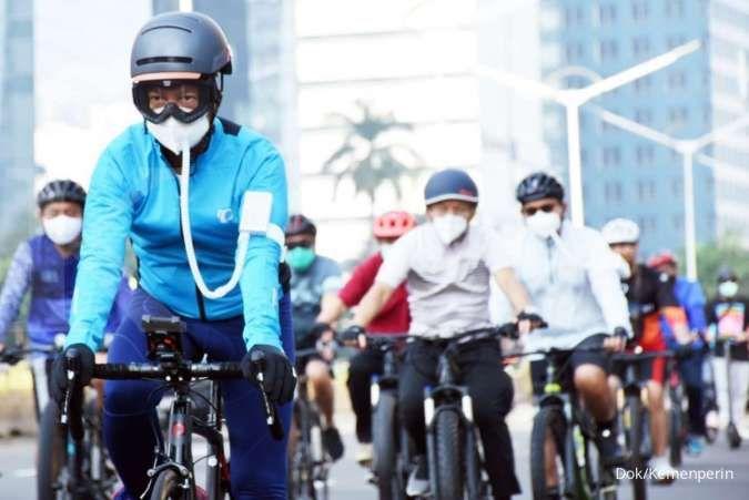 Tips aman bersepeda yang wajib Anda coba