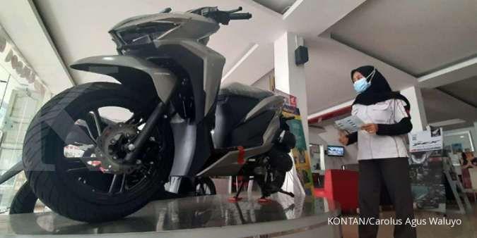 Harga motor bekas Honda Vario 125 hanya Rp 9 jutaan per Oktober 2021