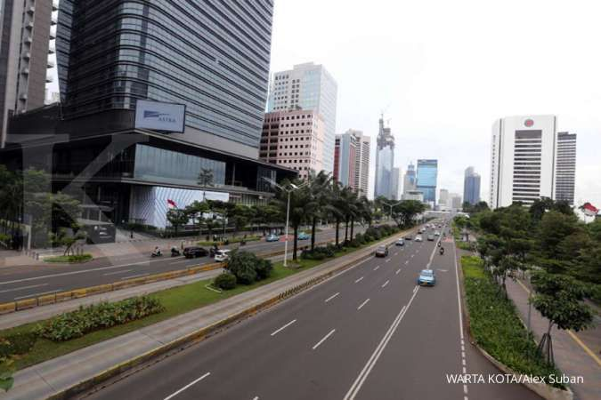Hingga Maret 2020, realisasi pajak DKI Jakarta mencapai Rp 6,65 triliun