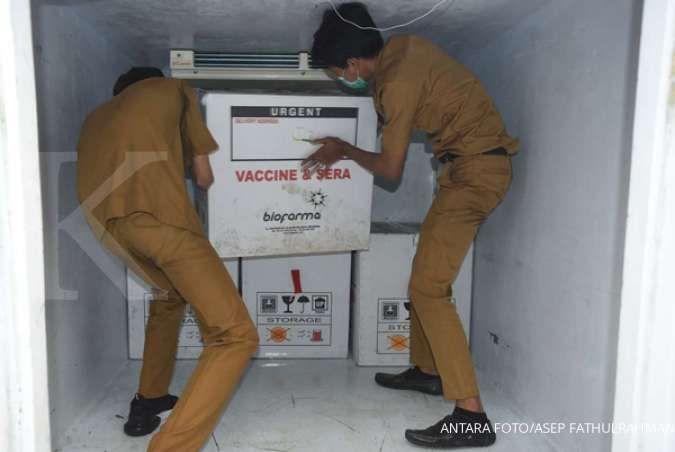 Dirut Repower Asia pertimbangkan vaksinasi corona mandiri jika antrean panjang