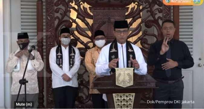 Inilah imbauan Gubenur Anies Baswedan kepada warga Jakarta menjelang Lebaran 2020
