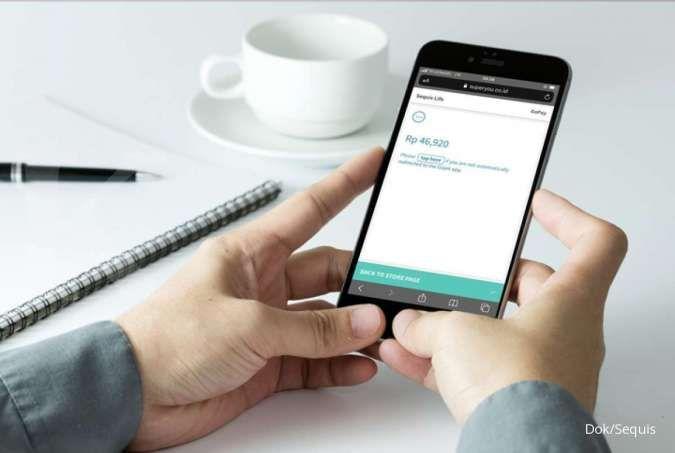 Sequis lucurkan fitur pembayaran GoPay untuk pembelian premi secara digital