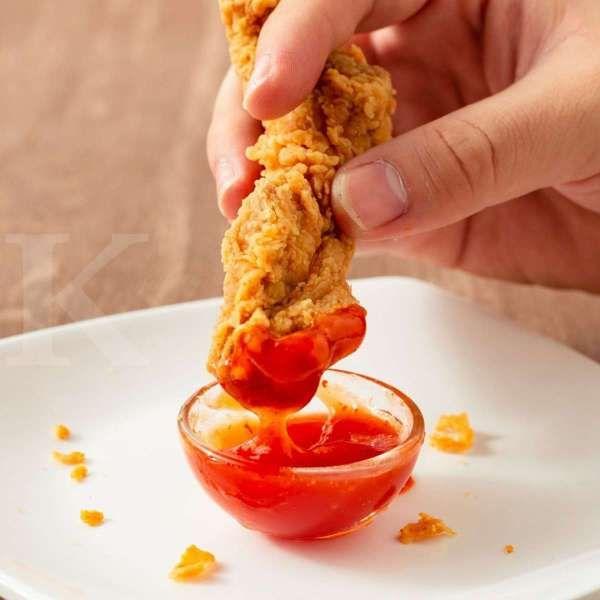 Simak promo KFC hari ini 10 April 2021, 4 chicken strip bebas pilih rasa Rp 29.091