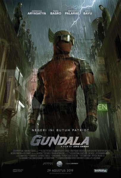 Film Gundala dari Joko Anwar siap tayang di Netflix.