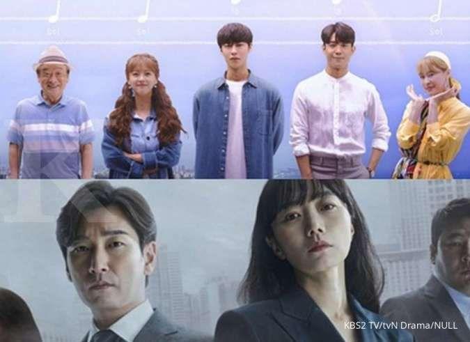 3 drama Korea terbaru tayang Agustus di Netflix, genre romantis hingga thriller